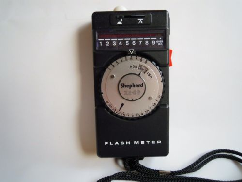 SHEPHERD XE-88 FLASH METER